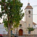 Playa de la Iglesia de Los Belones.