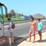La línea de autobuses que une Cartagena con La Manga sufrirá cambios estas fiestas.