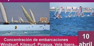 Pacto por el Mar Menor convoca una concentración náutica el 10 de abril