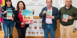 Presentación de la Ruta de la Tapa de Los Urrutias en el Ayuntamiento de Cartagena.