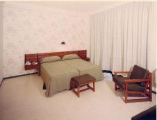 hotel entremares habitación