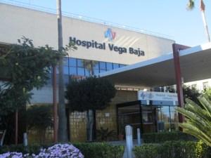 El número de sanitarios infectados por coronavirus en la Vega Baja asciende a seis