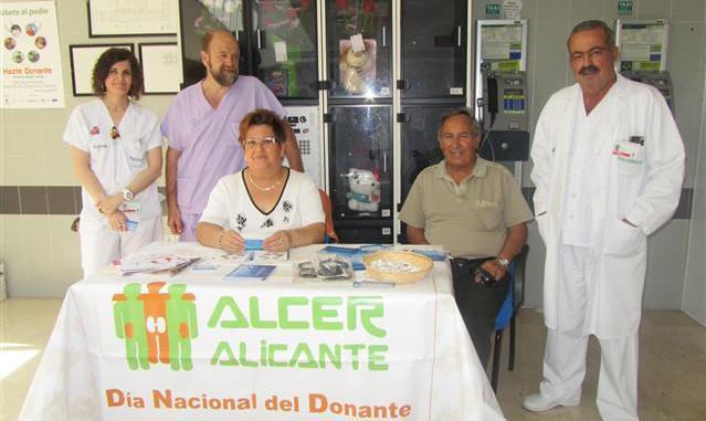 Hospital Día donante
