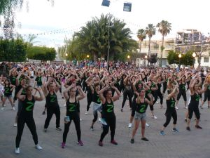 Big success for Rojales sport in the street initiative