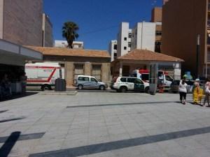 Fallece un hombre en las piscinas naturales de Torrevieja
