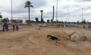 Pilar de la Horadada reabre desde hoy sus parques caninos
