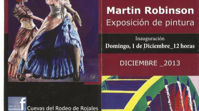 Robinson Expo Rojales 18dic2013