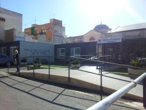 El Centro de Salud del Rabaloche sale a licitación esta semana por 2,8 millones de euros