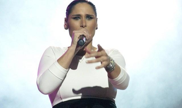 Rosa Lóez Concierto Torrevieja