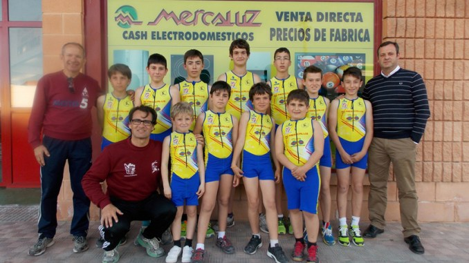 ESCUELA TRIATLON
