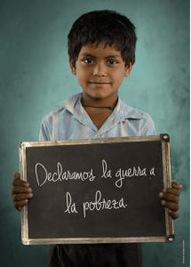 Orihuela acogerá la exposición contra la pobreza 'El futuro empieza hoy'