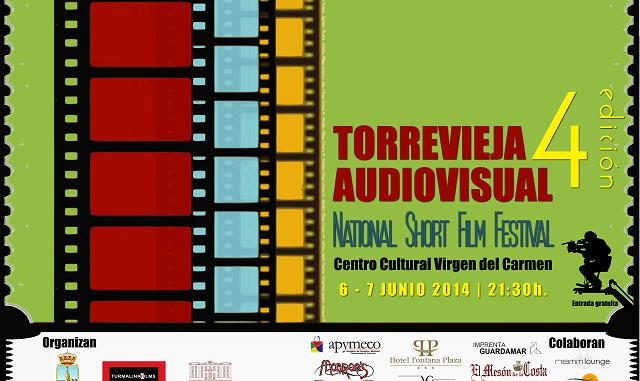 NUEVO Cartel Torrevieja Audiovisual 14 IMPRENTA