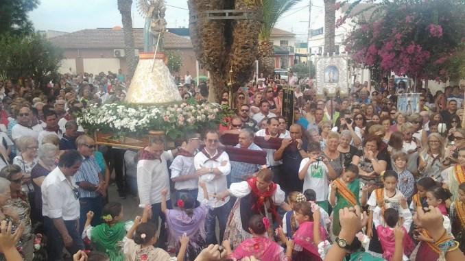 Peregrinación Benejúzar 22sep14