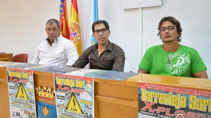 TORREVIEJA ALBERGARÁ EL PRÓXIMO SÁBADO UNA ETAPA DEL CIRCUITO NACIONAL DE SURF A REMO SUP 2