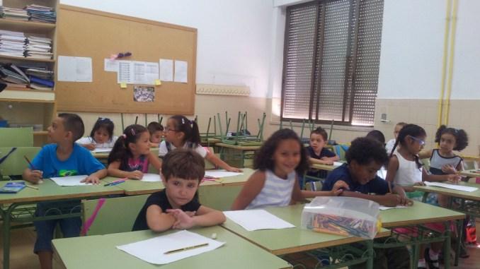 Alumnos Andrés Manjón