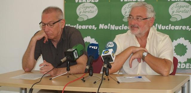 Los Verdes, Foto de Archivo
