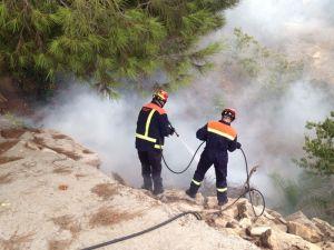 Los bomberos no realizarán horas extras como protesta por la precariedad del servicio