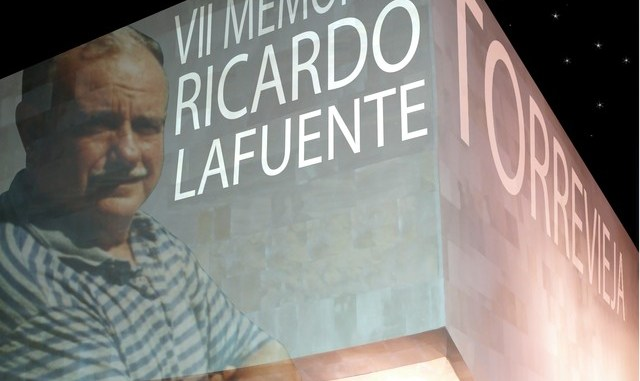 CARTEL MEMORIAL RICARDO LAFUENTE 2014