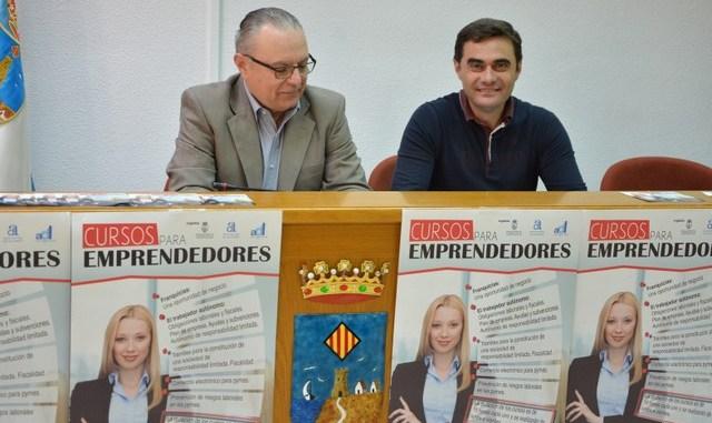 LA AGENCIA DE DESARROLLO LOCAL ORGANIZA CINCO CURSOS PARA EMPRENDEDORES 1
