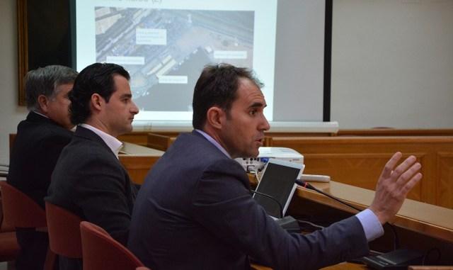 PRESENTADO EL PROYECTO DEL PLAN ESPECIAL DEL PUERTO DE TORREVIEJA 2