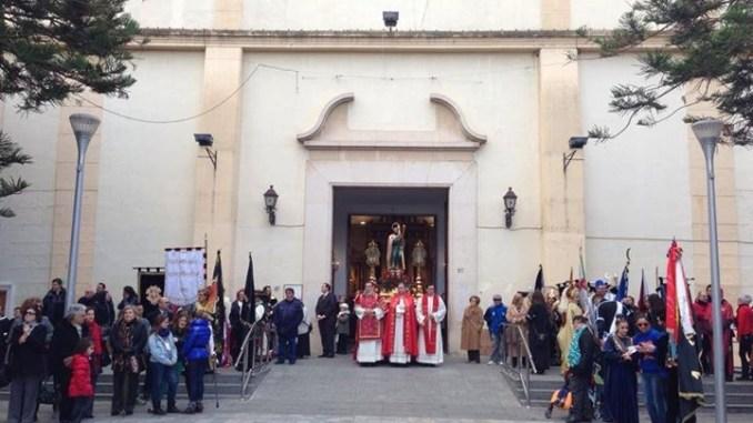 San Andrés fiesta 26nov14