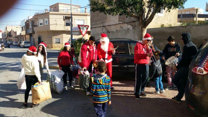 Cox Papá Noel 26dic14