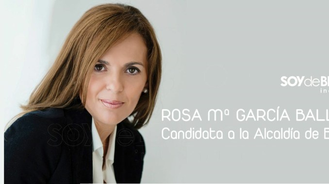 Candidata soy Benejúzar 9mar15