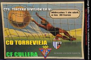CD Torrevieja-CF Cullera: quizás la última oportunidad para alcanzar los puestos de promoción