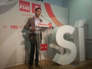El PSOE pide la creación de una comisión especial sobre la zona azul