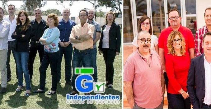IGr y PSOE Granja 4jun15