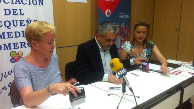 Firma Acuerdo Apymeco Vodafone
