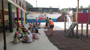 Un total de 250 niños de la Mancomunidad participan en la escuela estival 'Vegavacaciones'