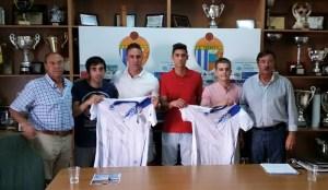 El CD Torrevieja incorpora cuatro nuevos jugadores a su plantilla