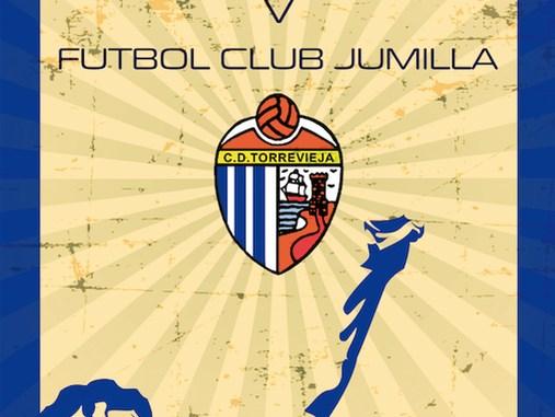 cartel torrevieja-jumilla pretemporada agosto 2015