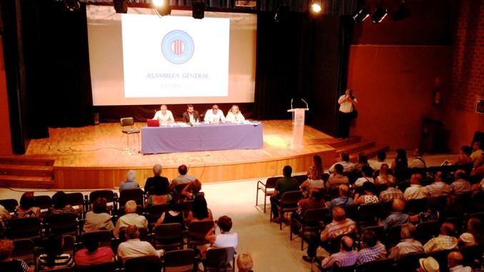 Asamblea Cooperativa Eléctrica Albatera