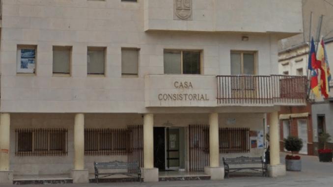 ayuntamiento albatera