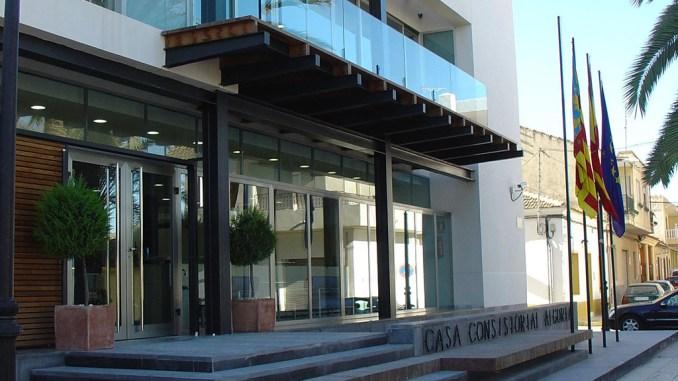 ayuntamiento Algorfa