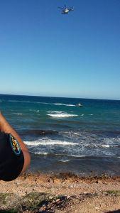 Fallece ahogado un turista alemán en la playa Cala del Bosque