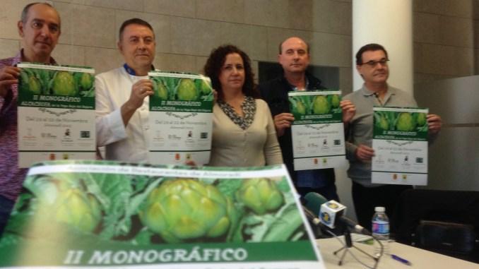 monografico de alcachofa