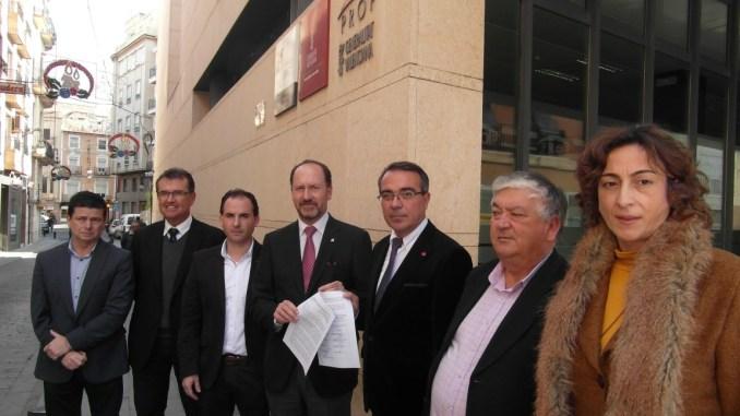 Alcaldes Consorcio