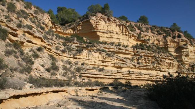 Sierra escalona