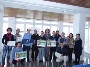 La Tasca Bahía, Los Zamoranos y el Mesón las Jarras vencedores de la XIII Ruta de la Tapa de Torrevieja