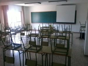 La Generalitat suspende las clases en toda la Comunidad Valenciana a partir del lunes