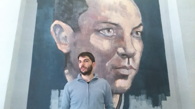 Bernabé mural MH