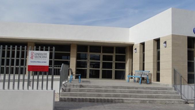 centro de salud Rafal
