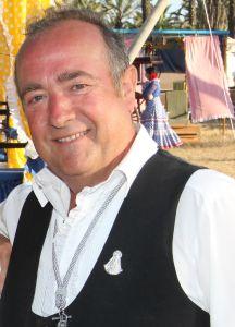 José María Alarcón, nuevo presidente de la Hermandad Virgen del Rocío de Torrevieja