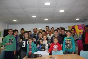 Adrián Ramon Ibañez y Marcelin Ribun ganadores de Fifa 16 y Tekken en la Games Party