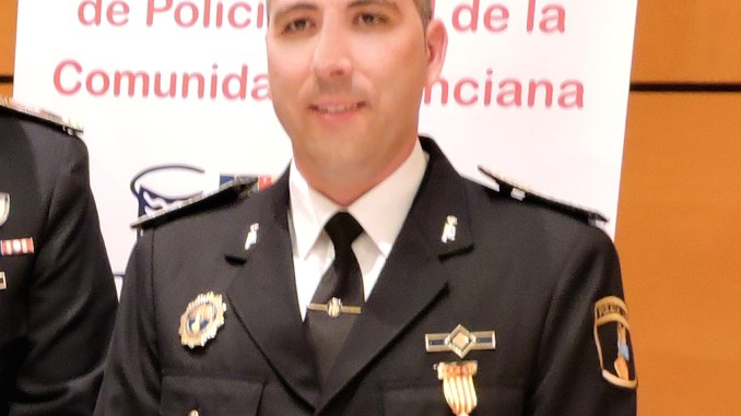 Jefe Policia Rafal