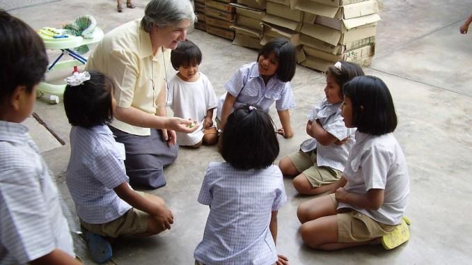 infancia misionera