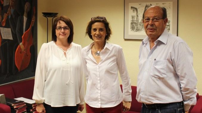 Reunion Consellería nuevo IES